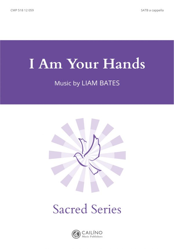 I Am Your Hands Score Cover