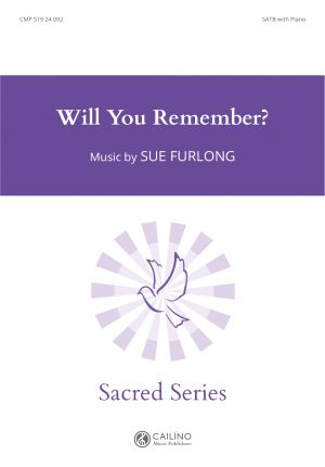 Will You Remember score cover